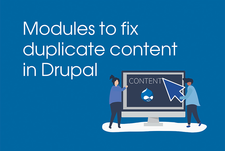 Modules to fix duplicate content in Drupal | Blog Drudesk