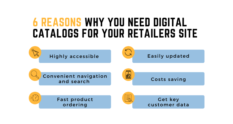 why you need digital catalogs for your retailers site