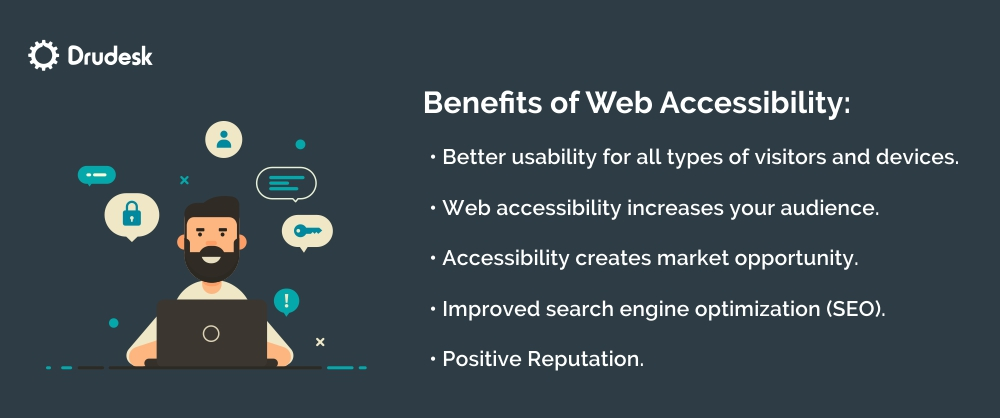 benefits of web accessibility