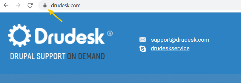 How to check if your website uses HTTPS