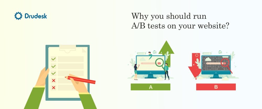 Why A/B testing is important