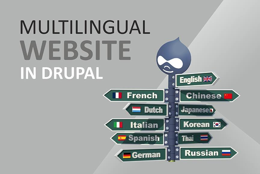 Some good reasons to make your Drupal website multilingual