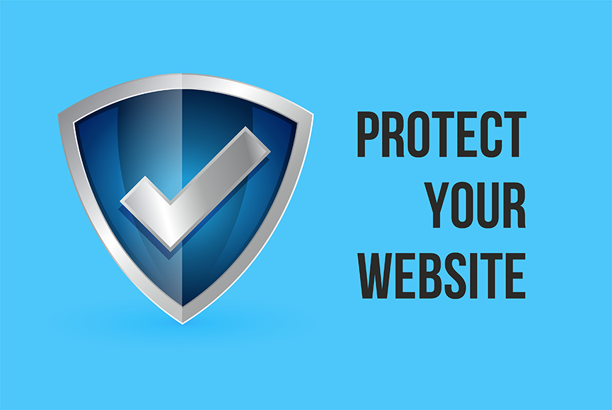 Steps to provide website's security