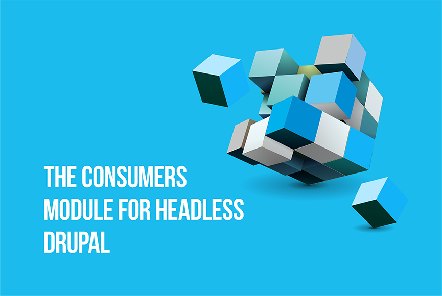 The Consumers module for great decoupled Drupal 8 performance