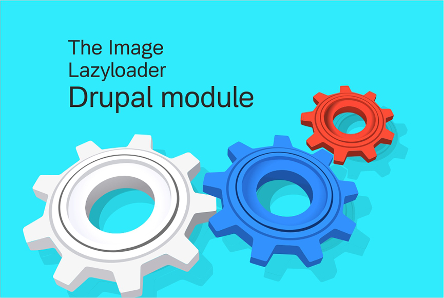 The Image Lazyloader Drupal module: lazy images, efficient website!