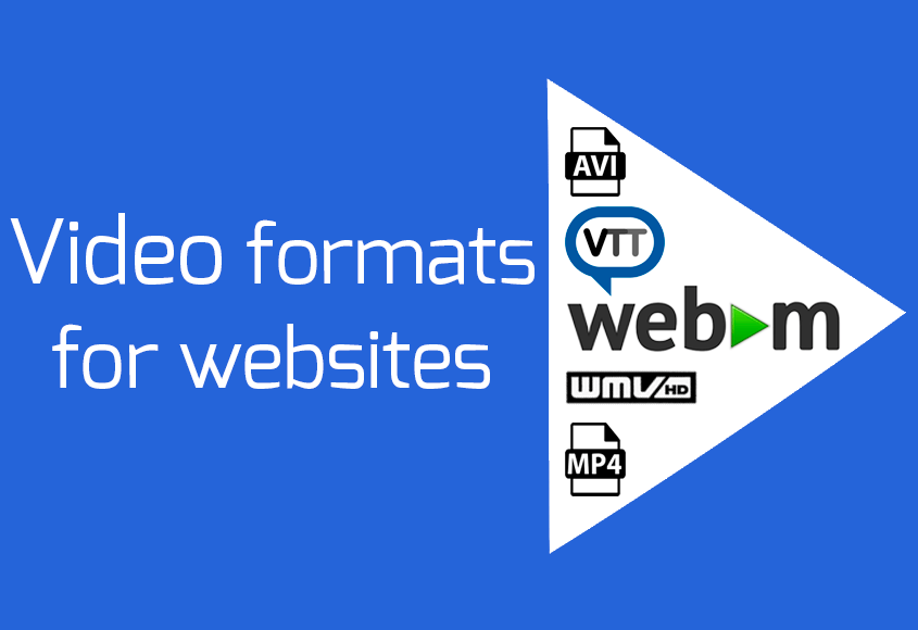 What video format is better for your website