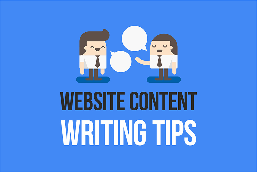 Web content writing rules based on Internet users behaviour