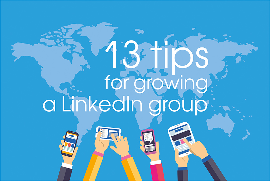 How to grow your LinkedIn group