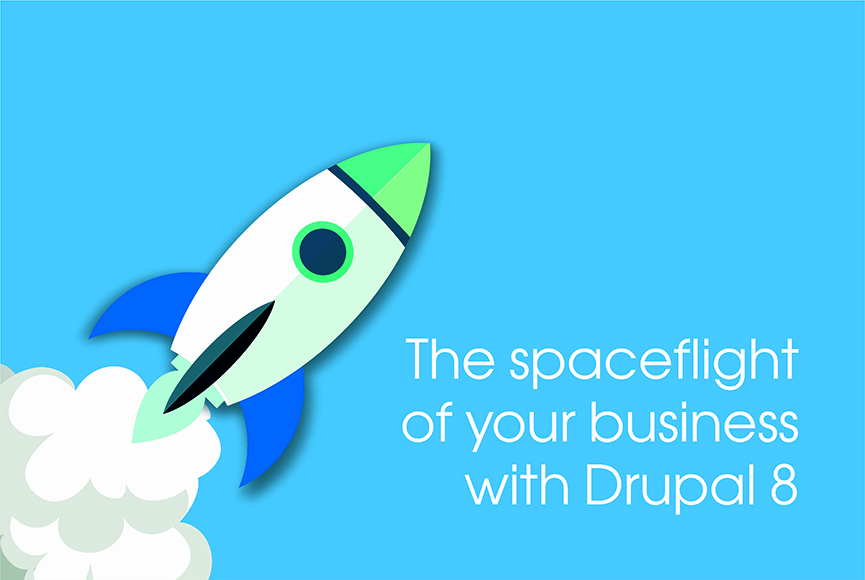 the benefits of Drupal 8
