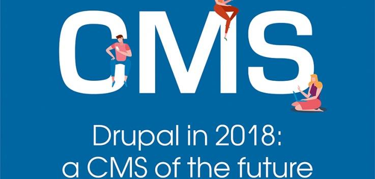 Drupal is a leading CMS