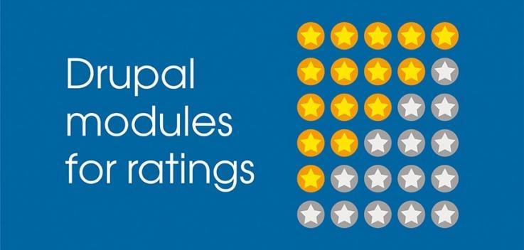 Best Drupal Reviews And Ratings Modules Blog Drudesk