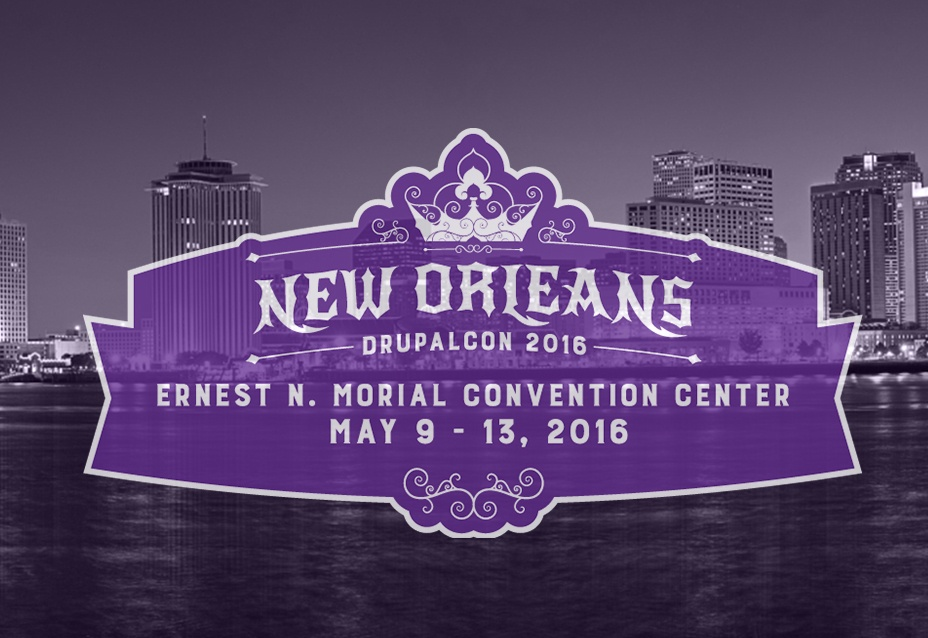 Drudesk at DrupalCon New Orleans: a fabulous Drupal journey