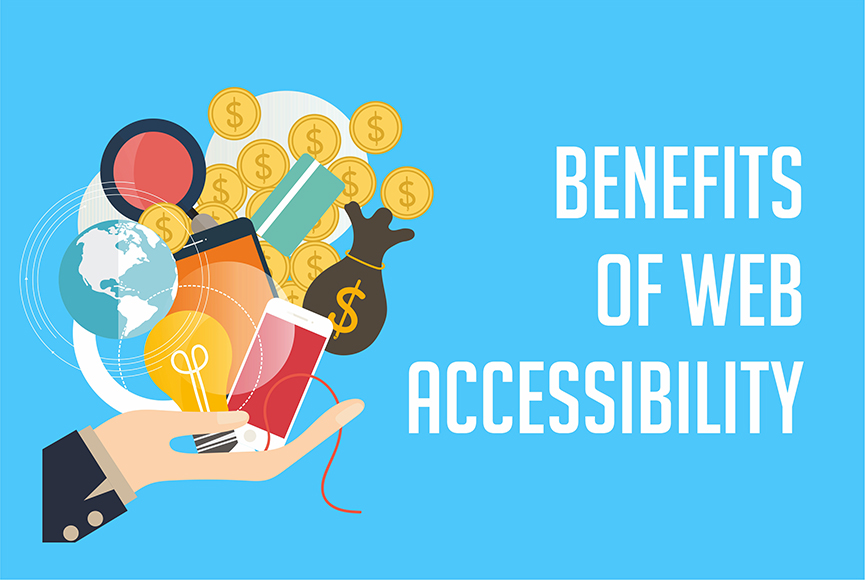 Why web accessibility makes sense for your site