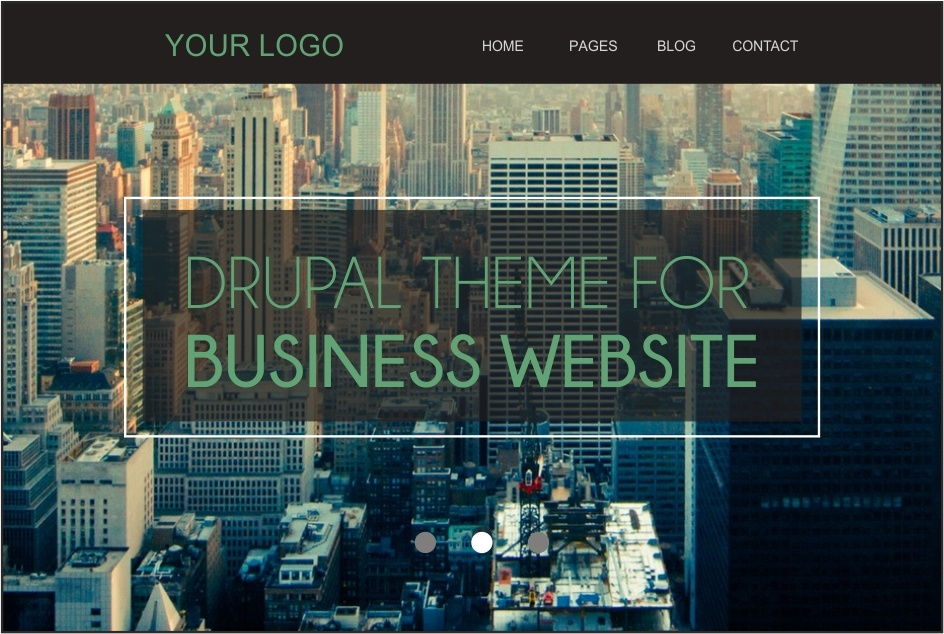 Choosing a Drupal Theme That's Right for Your Business