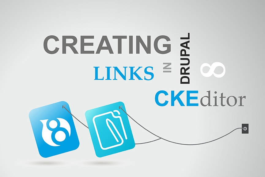 Tools for creating links in Drupal 8 CKEditor