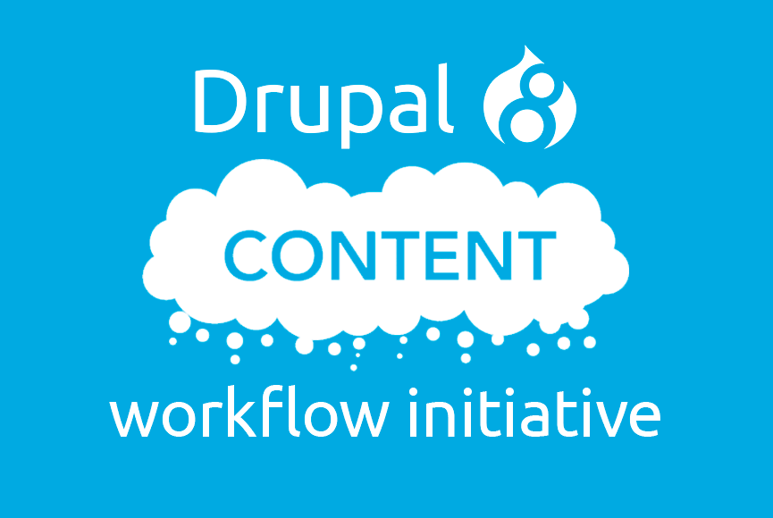 Drupal 8 content workflow initiative and its advantages