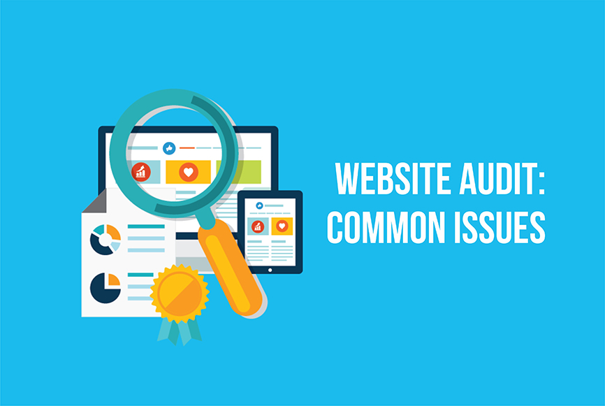 Common problems detected during a Drupal site audit