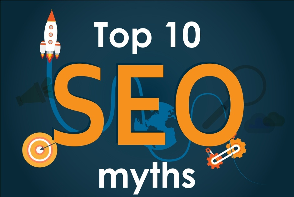 Top 10 SEO-myths