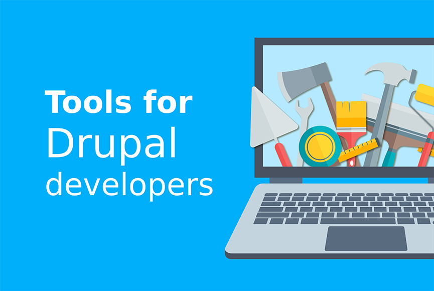 Web resources that help developers work on their Drupal 8 projects