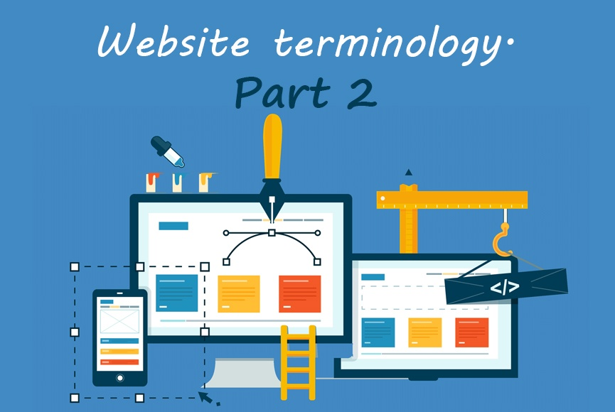 Web Definitions for Beginners. Part 2
