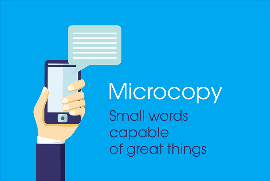 What is microcopy