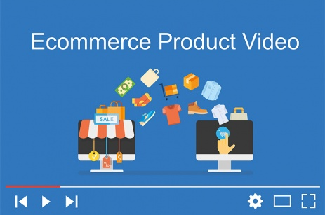 E-commerce product videos for business