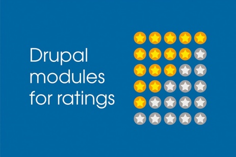 Drupal modules for ratings
