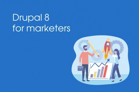 Drupal 8 for marketers