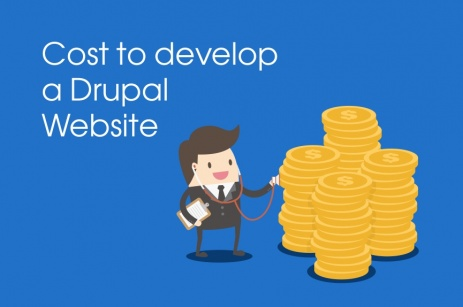 Cost to build a website with Drupal