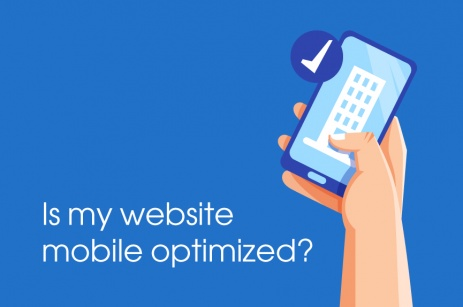 Make your website mobile optimized