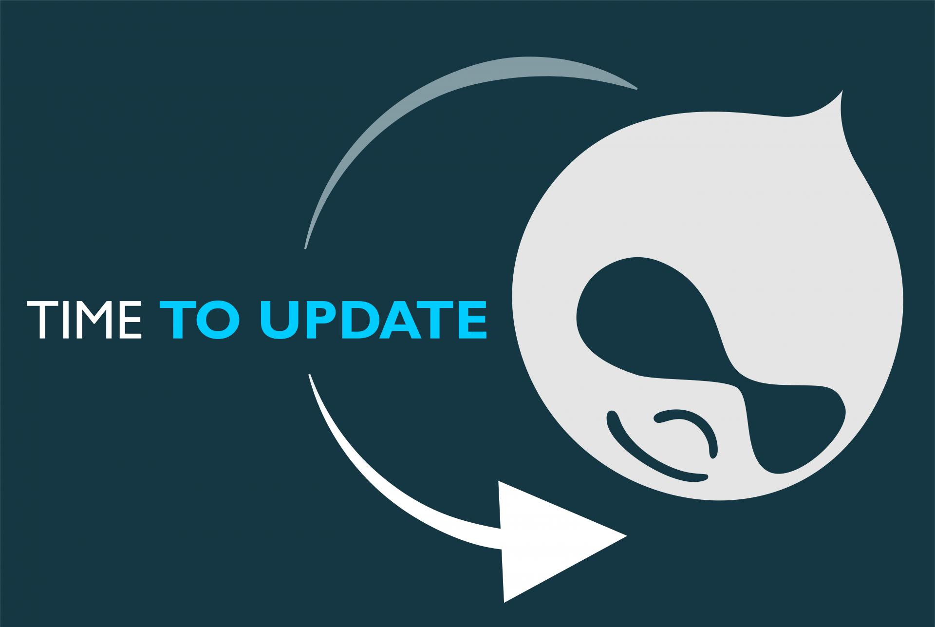 Drupal Update to the latest version