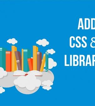 Adding CSS & JS libraries to Drupal 8 sites: everything for beauty & interactivity