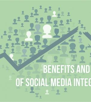 Advantages and Disadvantages of Social Media Integration: How to Keep a Balance