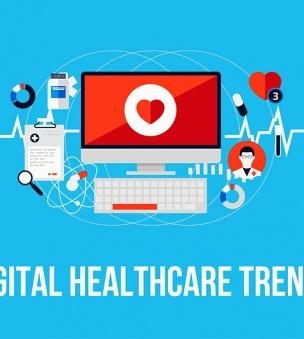 Digital healthcare and medicine trends