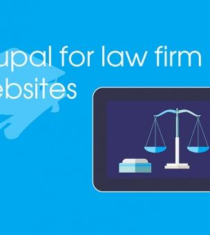 Drupal and law firm websites: the lucky union
