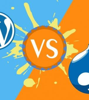 5 differences between Drupal and Wordpress