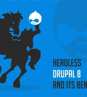 Headless or decoupled Drupal 8 explained to website owners
