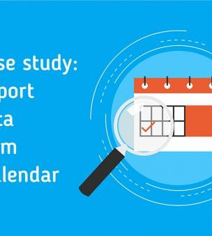 Import data from iCalendar to Drupal website. Case study