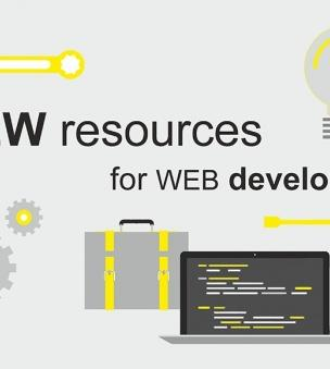 Some useful new resources for web developers