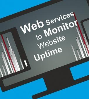 Services that are able to help you with monitoring a website's availability