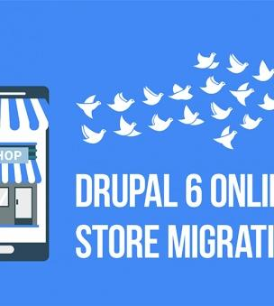 Online store on Drupal 6: reasons and options for migration