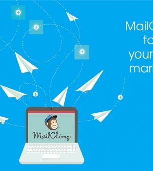 MailChimp tools for email marketing