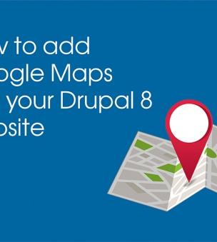 add Google Maps into your Drupal 8 website