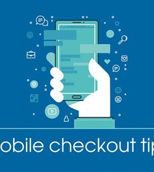 mobile checkout tips