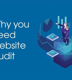 technical website audit
