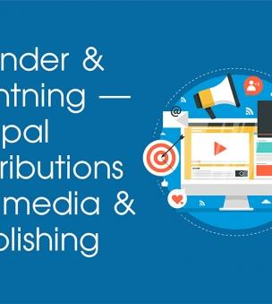 Thunder & Lightning — Drupal distributions for media & publishing