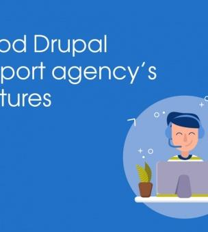 Good Drupal support agency characteristics