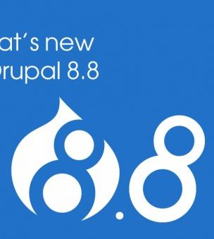 What's new in Drupal 8.8.0